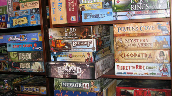 Designer Board Games