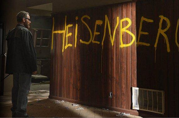 Breaking Bad Felina Heisenberg