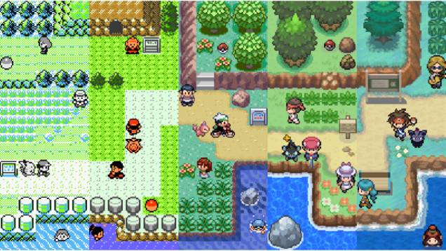Eighteen Years Of Pokemon