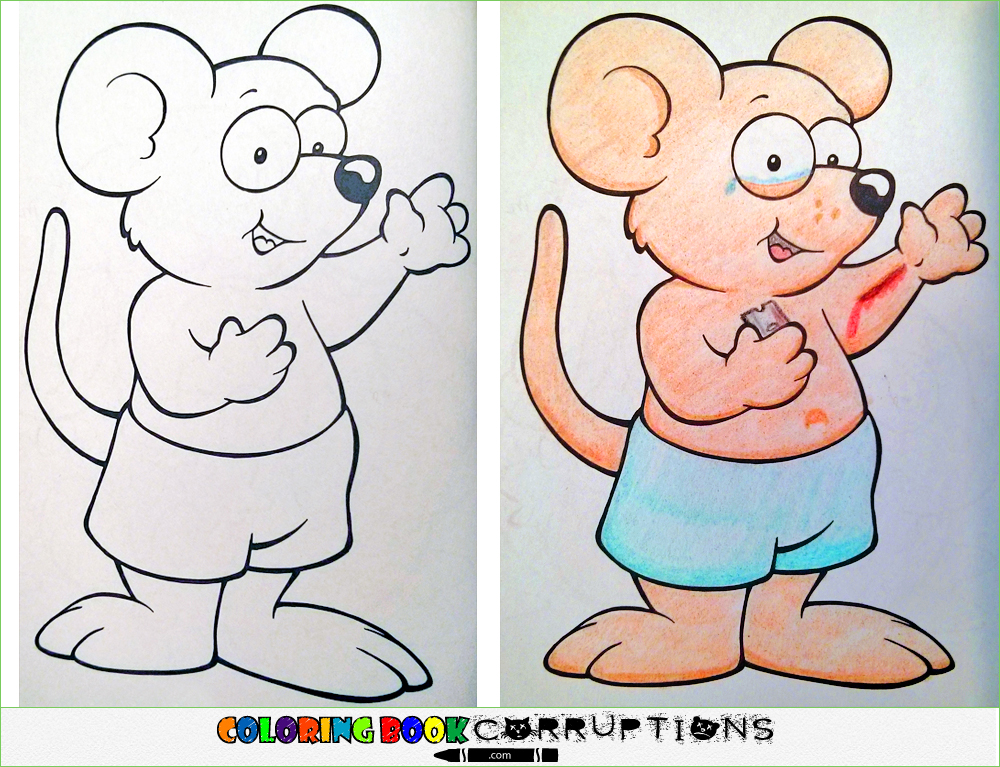 coloring pages from childrens books - photo#7