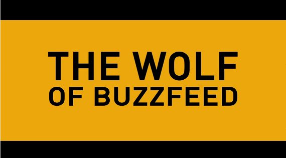Wolf Of Buzzfeed