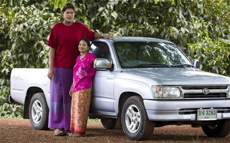 Toyota Tall